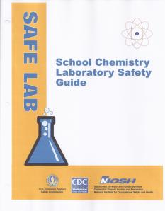 Guidelines for safe school chemistry laboratories