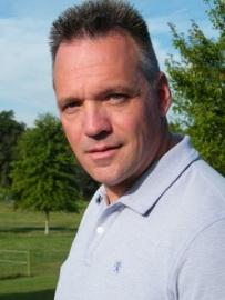 Ken Lang, forensic police artist and former homicide detective turned author