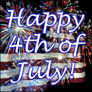 Happy July 4 to all.