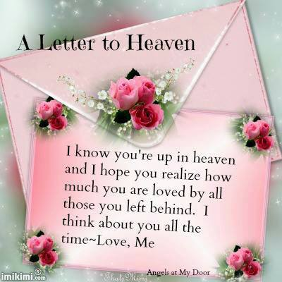 Letter to Heaven | JUSTICE FOR RAYMOND